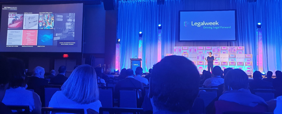 LegalWeek AI & Privacy Presentation