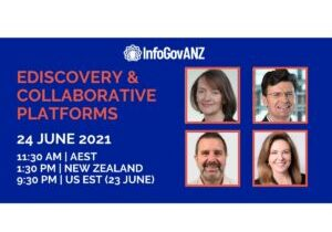ediscovery collab platforms for recording